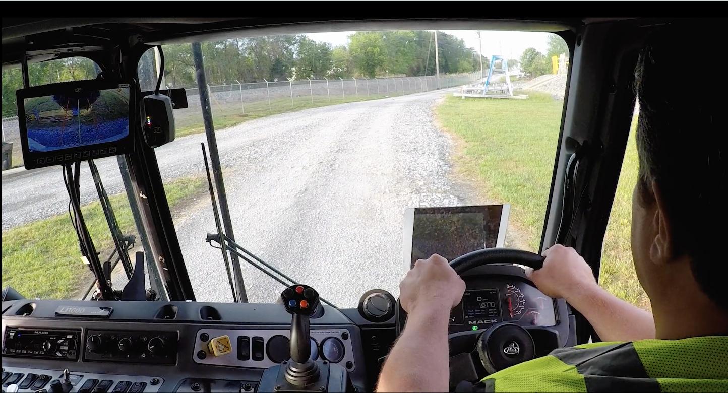 Garbage Truck Fleet Software Video